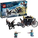 LEGO Animales Fantásticos - Huida de Grindelwald, Juguete d