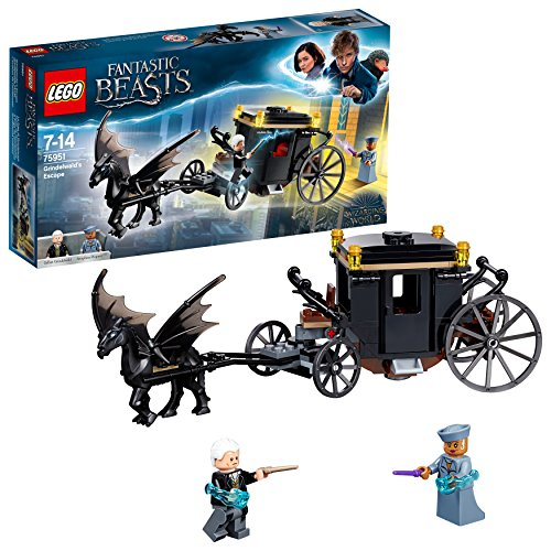 Lego 6212636    Lego Harry Potter Grindelwald'S Ontsnapping - 75951, Multicolor