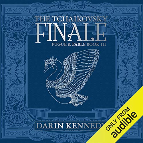 The Tchaikovsky Finale  By  cover art