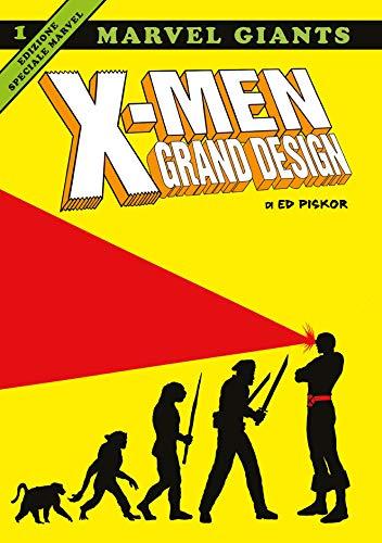 X-Men grand design. Ediz. speciale