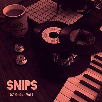 52 Beats, Vol. 1