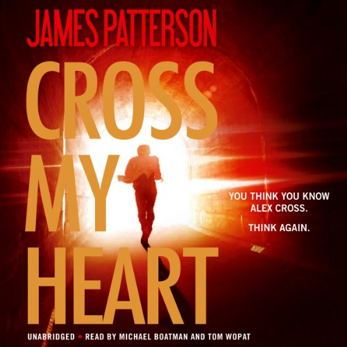 Cross My Heart audiobook cover art