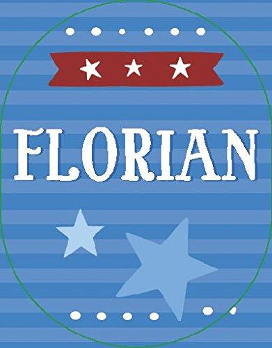 Schlüsselanhänger mit Namen Florian