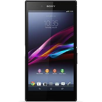 """Sony Xperia Z Ultra - Smartphone libre Android (pantalla táctil 6.44"""", cámara 8 Mp, 16 GB, 2.2 GHz, 2 GB RAM), negro (importado)"""