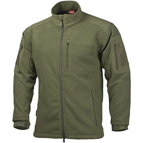 Pentagon Herren Perseus Fleece Jacke 2.0 Oliv Grün Größe L