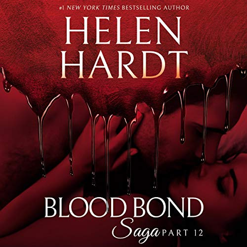 Blood Bond: 12 audiobook cover art