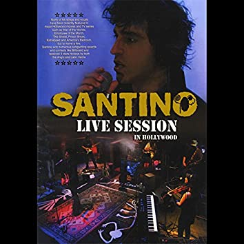 Live Session in Hollywood