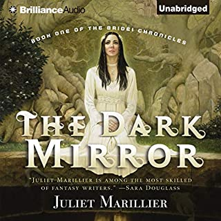 The Dark Mirror audiobook cover art