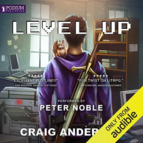 Page de couverture de Level Up