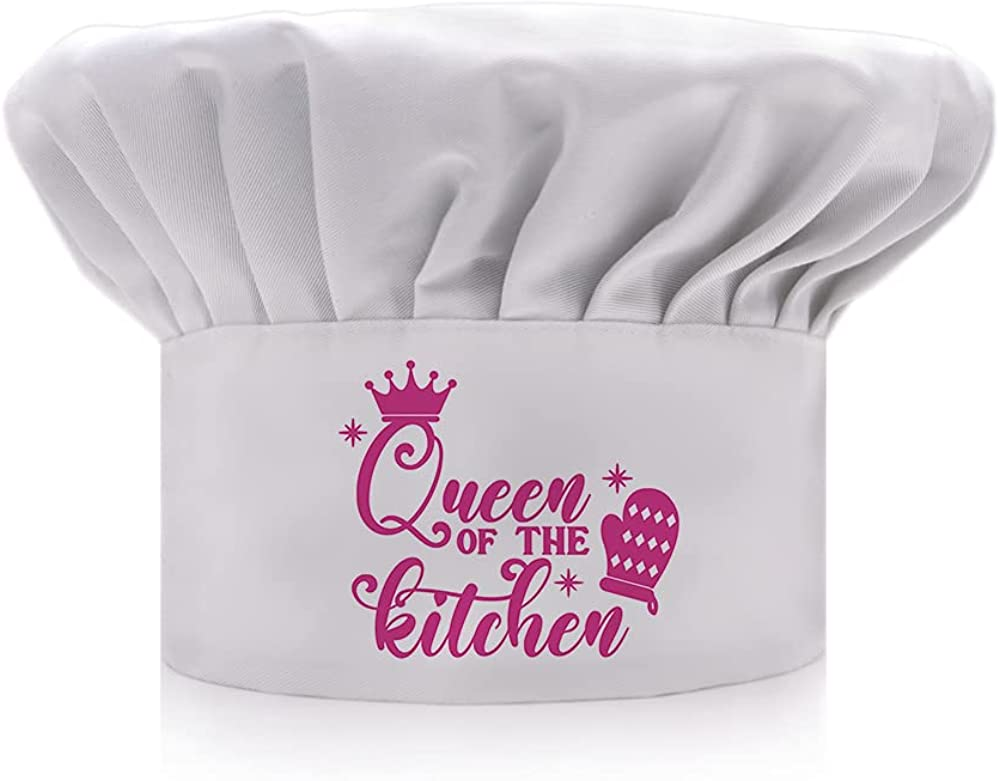 AGMdesign Queen free of The Kitchen Wear Finally resale start Hat Funny Chef