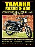 YAMAHA RD350 & 400 1972-1979 PERFORMANCE PORTFOLIO