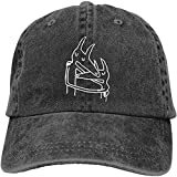 Aghdfssdhg Car Seat Headrest Twin Fantasy Retro Casquette Baseball-Caps Black Cotton Adjustable Unisex Hat Gift,One Size