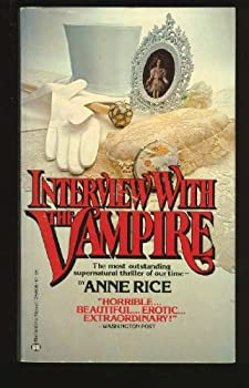 Interview with the Vampire book cover