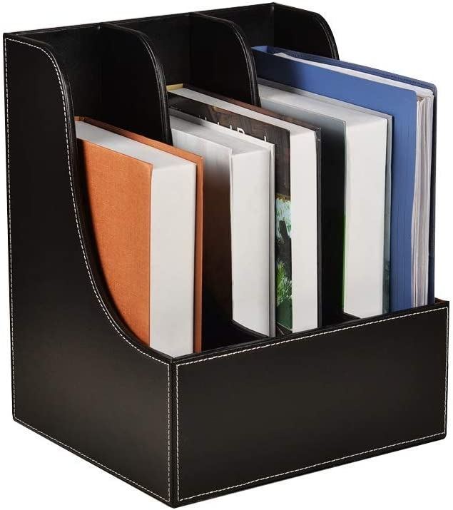 XKOEY File Cabinets Desktop Holder Min Under blast sales Modern 2021 Rack Magazine