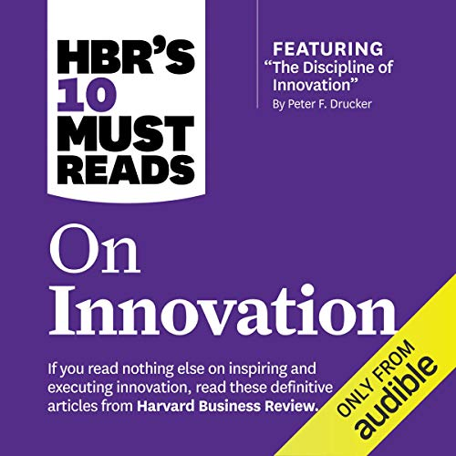 Page de couverture de HBR's 10 Must Reads on Innovation