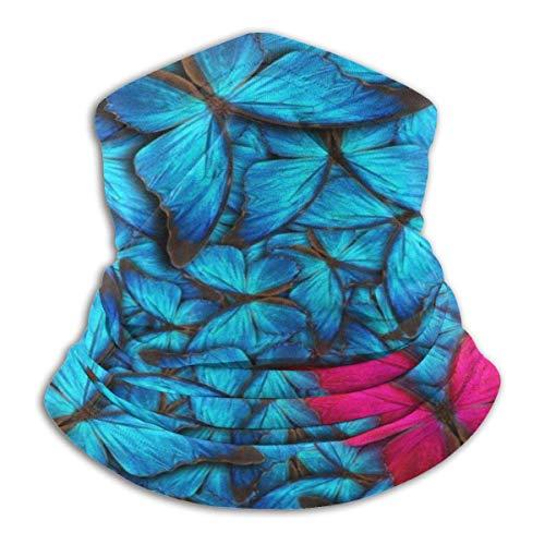 GWrix halsverwarmer cactus roze bloem suiker doodskop Dia De Los Muertos sjaal dames bandana muffl