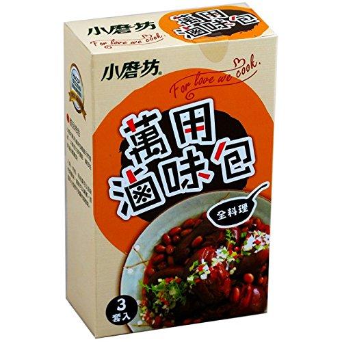 《小磨坊》 萬用滷包 36g(万能スープの素パック) 《台湾 お土産》 [並行輸入品]