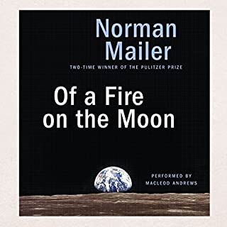 Of a Fire on the Moon cover art