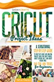 Cricut Project Ideas: A Sensational Step-by-step Guide to Craft Out Great and Amazing Project Ideas for Cricut Maker, Cricut Explore Air 2 and Cricut Design Space: 369 Tips & Tricks for Beginners