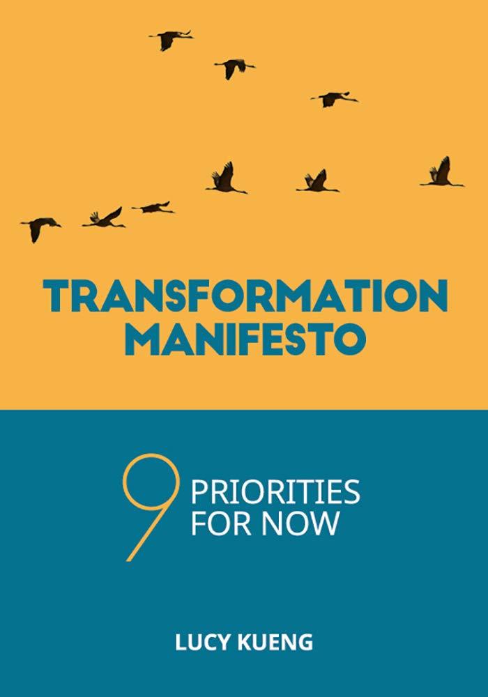 Transformation Manifesto: 9 Priorities for Now