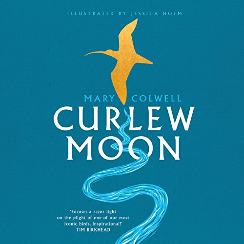 Curlew Moon audiobook cover art