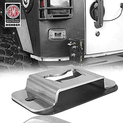 u-Box for Jeep Wrangler Bottle Opener Rear Exterior-Accessories Compatible with Jeep JK 2007-2018 2 & 4 Door