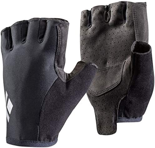 Black Diamond Equipment Trail Gloves Black Large product image