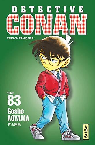 Détective Conan, tome 83