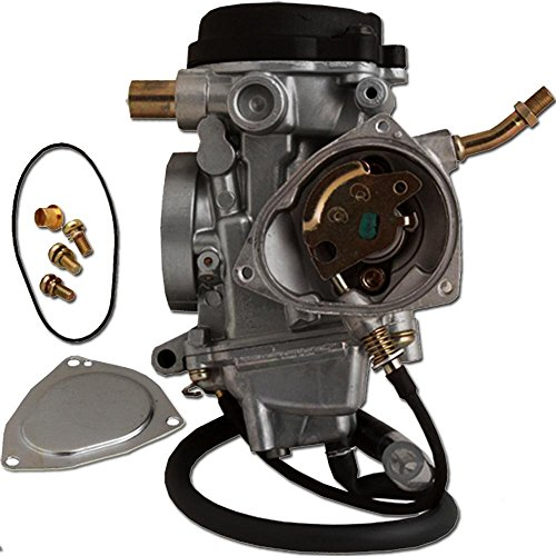 04 yamaha kodiak 400 carburetor - 2