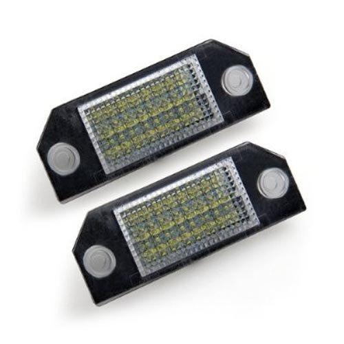 Preisvergleich Produktbild LED Kennzeichenbeleuchtung ohne Fehlermeldung mit E-Prüfzeichen Eintragungsfrei