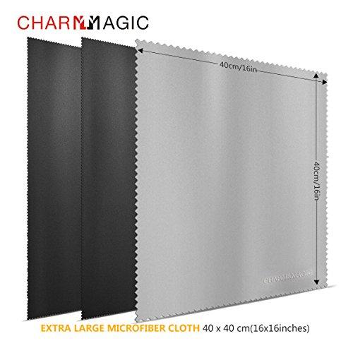 Charm & Magic panni in microfibra per tutti i tipi di...