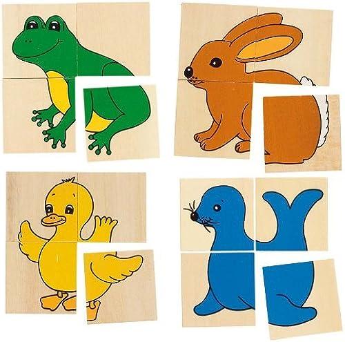 Goki Karemo Game with Animal Designs by GoKi
