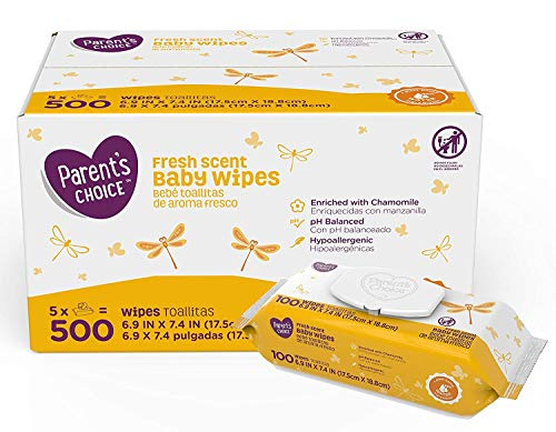 Top 10 Best Are Parents Choice Baby Wipes Flushable? Comparison