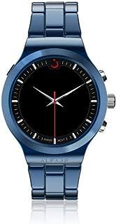 Alfajr Elegance Watch Aluminum Strap and Plastic case WB20 - Blue