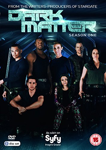 Dark Matter (Season 1) - 3-DVD Set ( ) [ UK Import ]