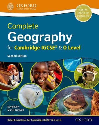 Complete Geography for Cambridge IGCSE (R) & O Level: Second Edition