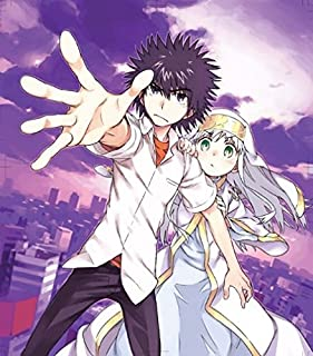 A Certain Magical Index II Volume 1 JAPANESE EDITION