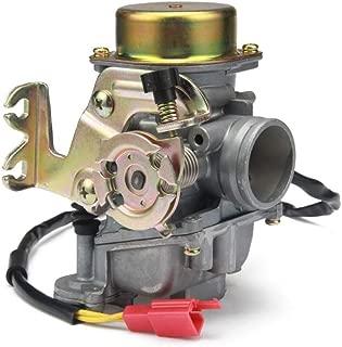 Carburetor (24mm) compatible with Hammerhead GTS-150, KT, R-150, Rave, SS150 Super Sport go-kart engines. part # 6.000.024