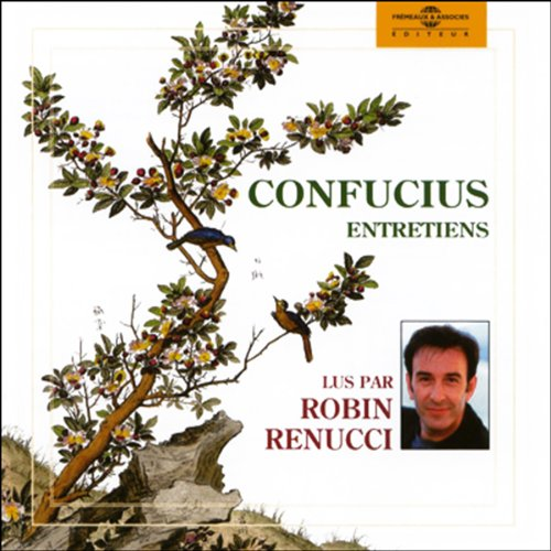 Confucius audiobook cover art