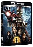 Marvel Iron Man 2 uhd 4k (2 Blu Ray)
