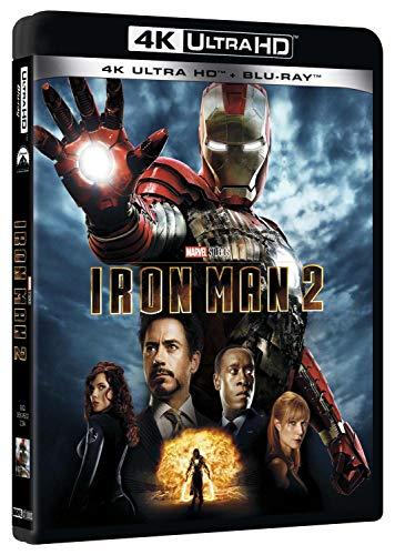 Iron Man 2 (Blu-Ray 4K Ultra Hd+Blu-Ray) [Italia] [Blu-ray]