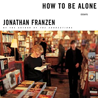 How to Be Alone cover art