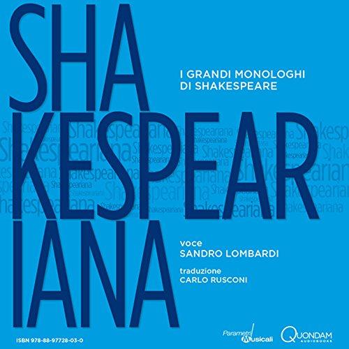 Shakespeariana cover art