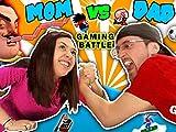 FGTeeV Mom Vs Dad Gaming Challenge Hello Neighbor Sausage Eater