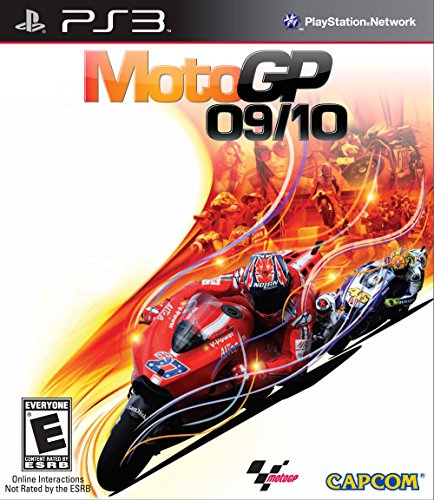MotoGP 09/10 (PS3) [import anglais]