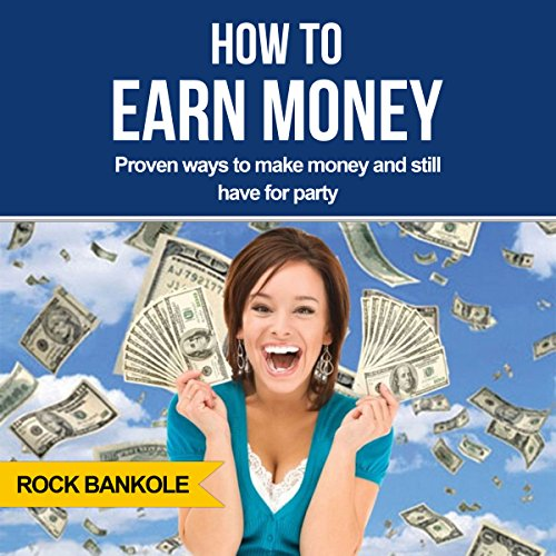 How to Earn Money audiobook cover art