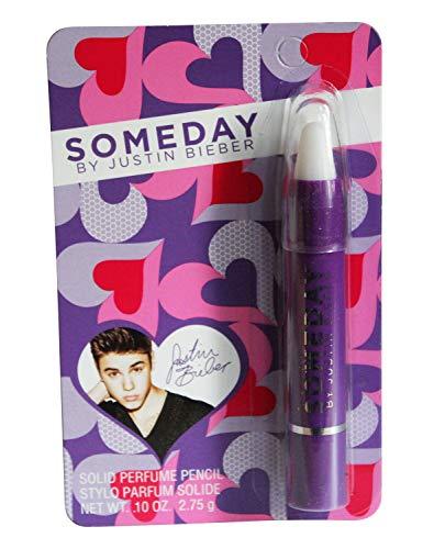 Justin Bieber Caneta Perfumada Someday by Feminino Parfum 2,75g