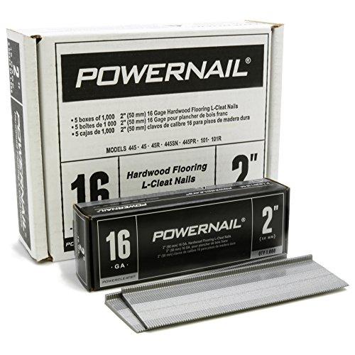 Powernail PowerCleat 16ga 2