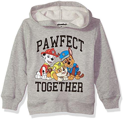 Nickelodeon Boys' Toddler Paw Patrol Pullover Fleece, Pawfect, 4T