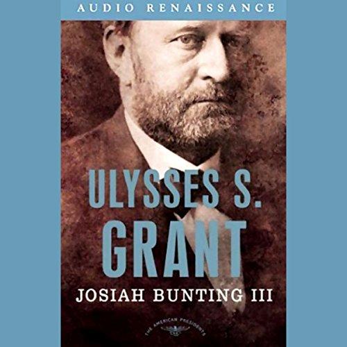 Ulysses S. Grant audiobook cover art
